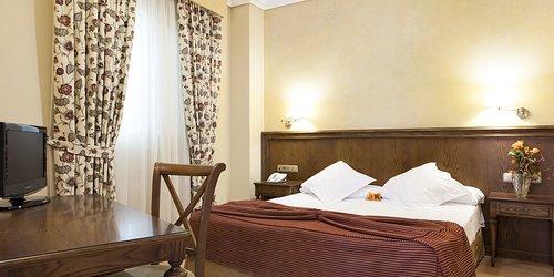 Забронировать Best Western Hotel Cervantes