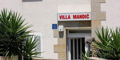 Забронировать Hotel Villa Mandic