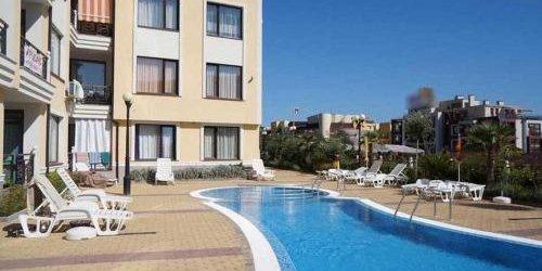Забронировать Dom-El Real Apartments in Raduga Complex
