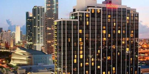 Забронировать Hilton Miami Downtown