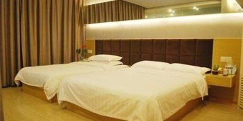 Забронировать Fuzhou Spring Hotel Wuyi Road Branch