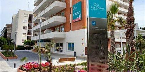 Забронировать Les Dalies Apartamentos