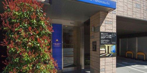 Забронировать Hotel MyStays Hamamatsucho