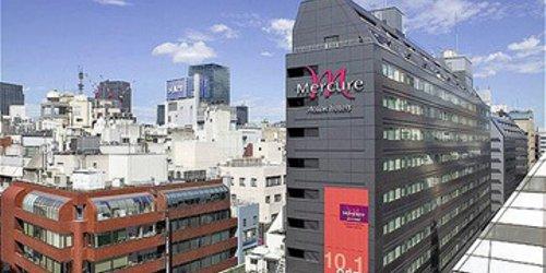 Забронировать Mercure Hotel Ginza Tokyo