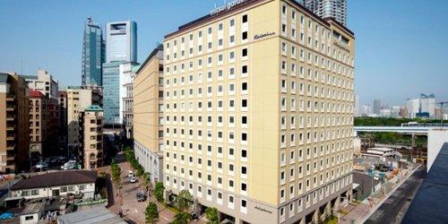 Забронировать Mitsui Garden Hotel Shiodome Italia-gai