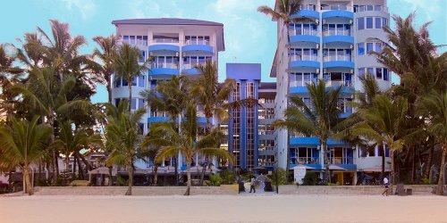 Забронировать Cowrie Shell Beach Apartments