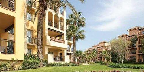 Забронировать Marriott's Marbella Beach Resort