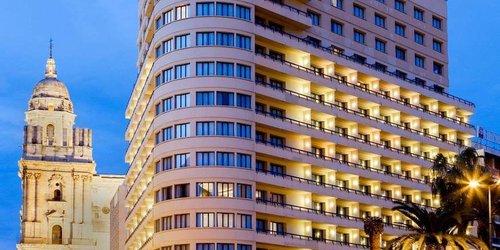 Забронировать AC Hotel Málaga Palacio by Marriott