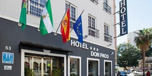 Забронировать Hotel Don Paco