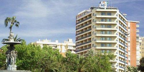 Забронировать Hotel MS Maestranza Málaga
