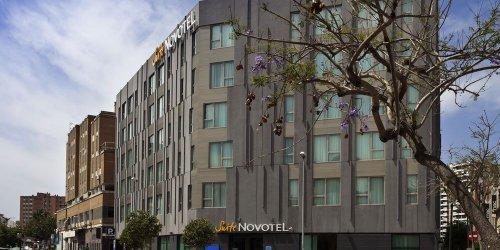 Забронировать Suite Novotel Malaga Centro