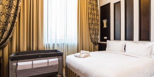 Забронировать Royal Park Hotel