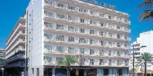 Забронировать Hotel Helios Lloret
