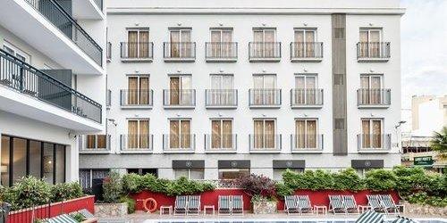 Забронировать Aqua Hotel Bertran Park
