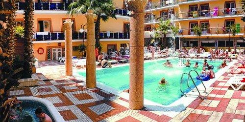 Забронировать Cleopatra Spa Hotel