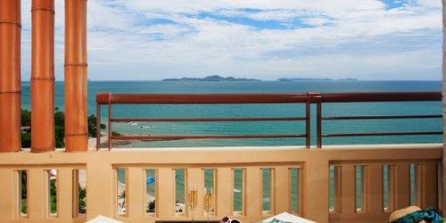 Забронировать Centara Grand Mirage Beach Resort Pattaya