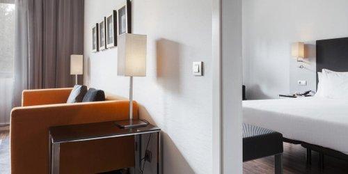 Забронировать AC Hotel Palau de Bellavista by Marriott