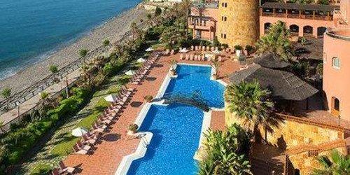 Забронировать Gran Hotel Elba Estepona & Thalasso Spa