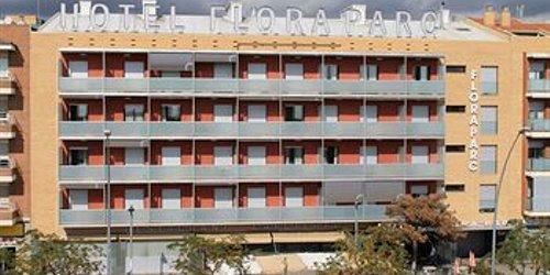 Забронировать Hotel Flora Parc