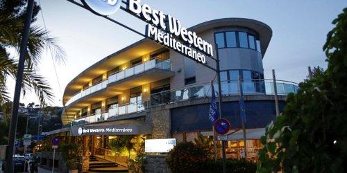 Забронировать Best Western Hotel Mediterraneo