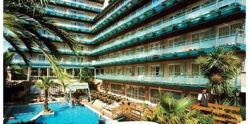 Забронировать Hotel Kaktus Playa