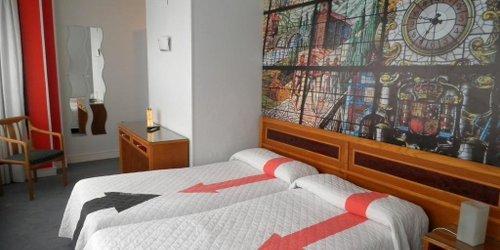 Забронировать Hotel Photo Zabalburu