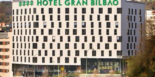 Забронировать Sercotel Hotel Gran Bilbao