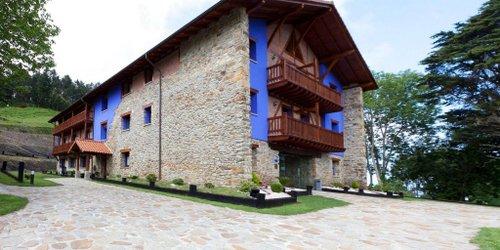 Забронировать Hotel-Apartamento Rural Atxurra
