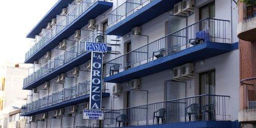 Забронировать Pension La Orozca