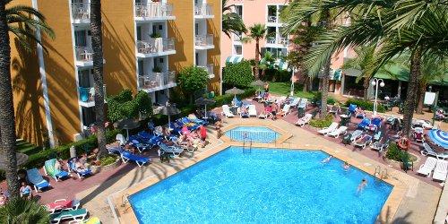 Забронировать Hotel Servigroup Pueblo Benidorm