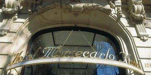 Забронировать Hotel Montecarlo