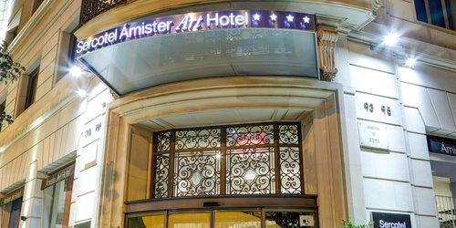 Забронировать Amister Art Hotel Barcelona