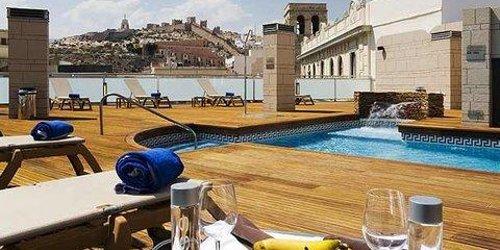 Забронировать AC Hotel Almería by Marriott