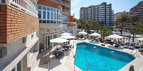 Забронировать VITA Gran Hotel Almeria