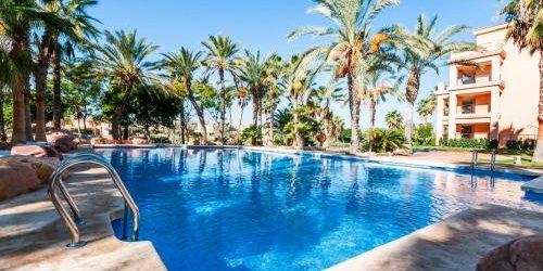 Забронировать Hotel Alicante Golf