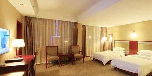 Забронировать Zhangjiajie Jindu Hotel