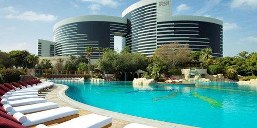 Забронировать Grand Hyatt Dubai