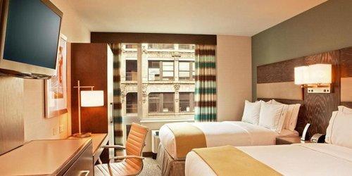 Забронировать Holiday Inn Express NYC- Herald Square 36th St