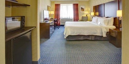 Забронировать Fairfield Inn & Suites by Marriott New York Long Island City/Manhattan View