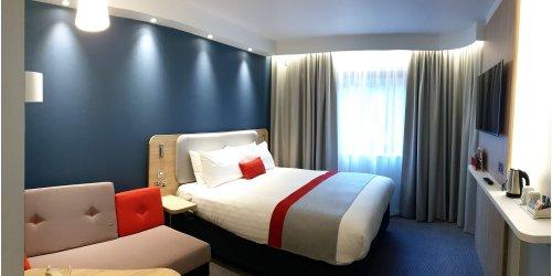 Забронировать Holiday Inn Express London Stratford