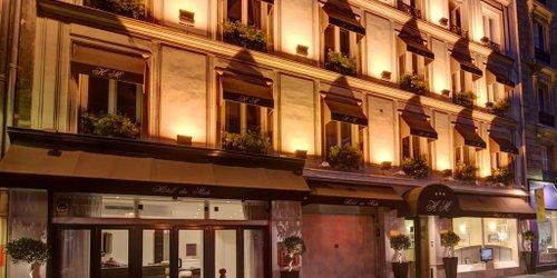 Забронировать Hôtel Du Midi Paris Montparnasse
