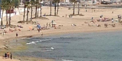 Забронировать Apartamentos Frente al Mar