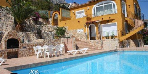 Забронировать Villas Costa Calpe - Merry