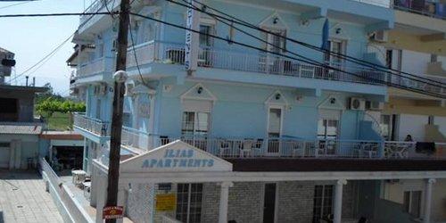 Забронировать Ilias Budget Apartments