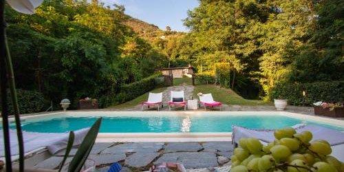Забронировать Il Castagno Country Villa