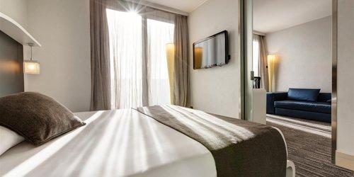 Забронировать Best Western Premier Hotel Royal Santina