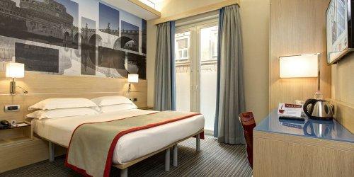 Забронировать iQ Hotel Roma