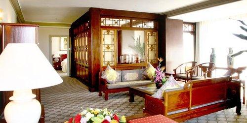 Забронировать Grand Hotel Beijing
