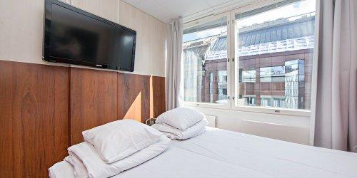 Забронировать Omena Hotel Helsinki Lönnrotinkatu