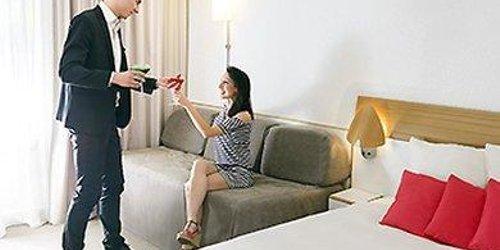 Забронировать Novotel Aix-en-Provence Beaumanoir